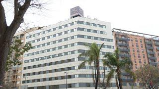 Continúan medicalizando hoteles en Valencia y Barcelona