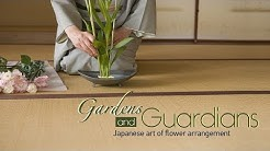 Ikebana: Japanese art of flower arrangement