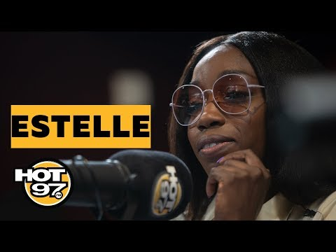 Estelle On Parents Love Story, Reggae, Kanye West & Blasts Sam Smith