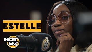 Estelle On Parents Love Story, Reggae, Kanye West & Blasts Sam Smith thumbnail