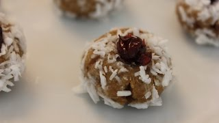 Healthy Laddoo/flaxseed Energy Bite Recipe (low Carb, Vegan, Gluten Free) - Indulgent Fuel
