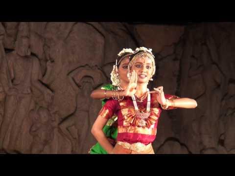 Classical Indian dance festival 2010 - Mamallapuram INDIA, Tamil Nadu