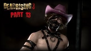 Dead Rising 3 Gameplay Walkthrough Part 13 - Dylan Psycho Boss Fight! (w/ Facecam)