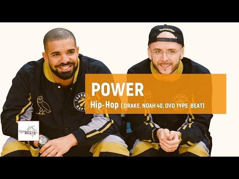 "[FREE] Noah 40 x Drake x Jhene Aiko  ""Power"" / Soulful Hip Hop  Lofi  Type Instrumental Be"