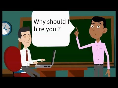 why should we hire you ? - The best answer - YouTube - why should i hire you