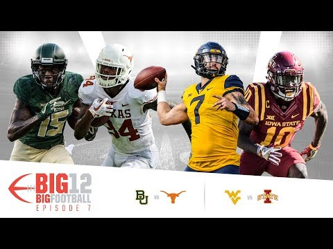 Big 12 Big Football - Week 7