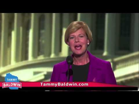 Tammy Baldwin: The Wisconsin I Know -- Democratic National Convention 2012