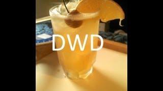 Common Man Whiskey Sour