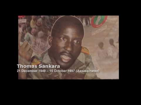 Thomas Sankara - Those Who Indebted Africa