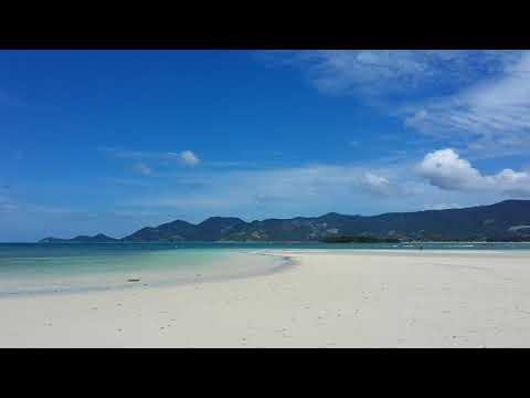 Koh Samui 2017 Chaweng Koh Mat Lang island...beautiful beach.