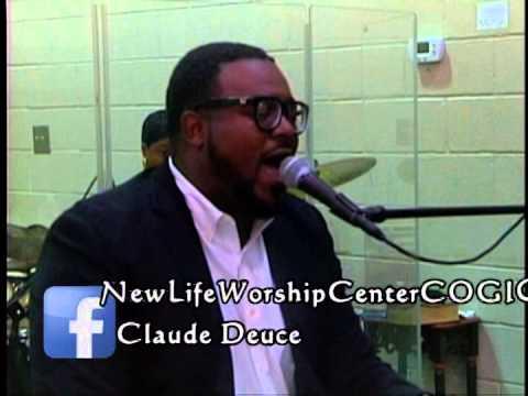 Elder Claude Harris, Jr: