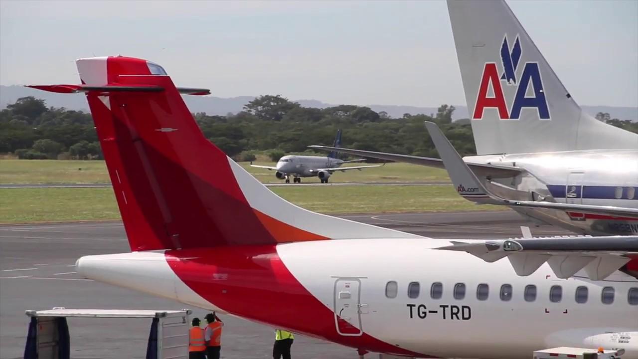 Resultado de imagen para principales aerolíneas de EEUU. reduce vuelos a Nicaragua