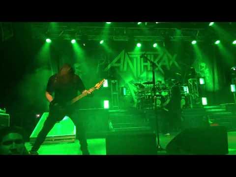 Anthrax - Medusa (Live 2018)