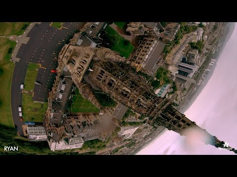 Hogwarts FPVing (University of Glasgow)