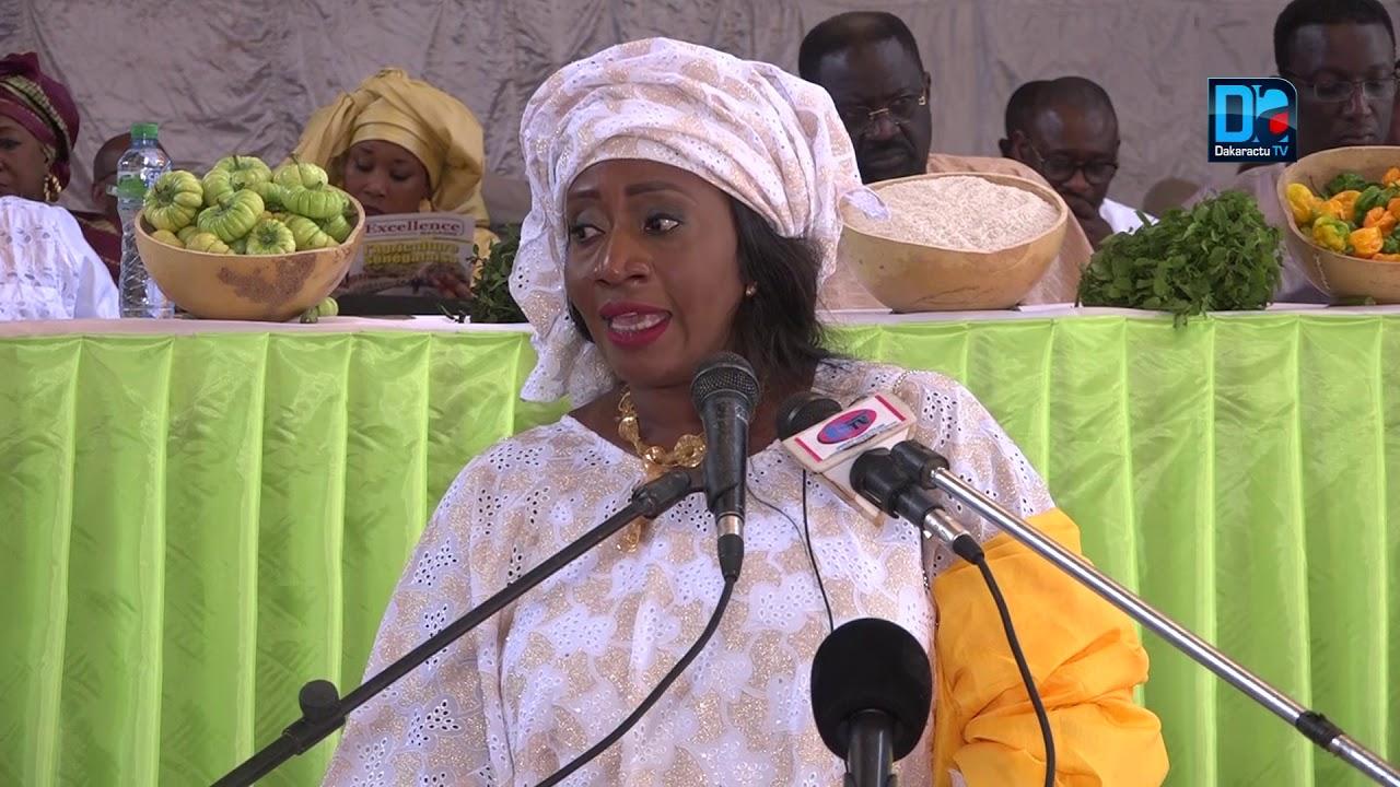 Mariama Dramé ANCAR : L'agriculture a eu un regain d'énergie grâce a Macky Sall