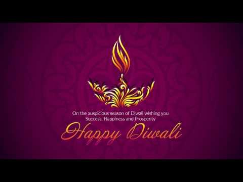 Diwali Greetings | Diwali Greeting Card | Animated Greeting Card