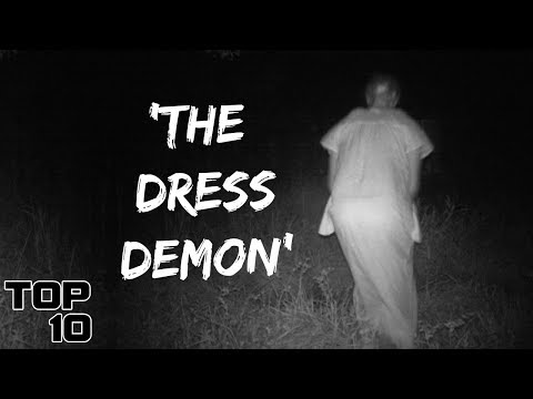 Top 10 Scary Demons Caught On Camera