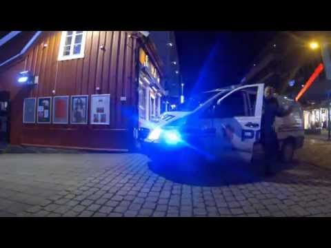 GoPro Hero Reel: Emergency services in Norway