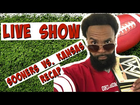 🔴 RECAP: No. 4 OU Sooners 41, Kansas Jayhawks 3 Postgame Show | Oklahoma Football