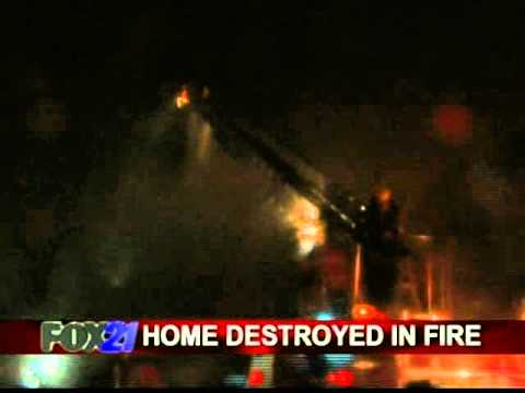 House On Fire In Colorado Springs
