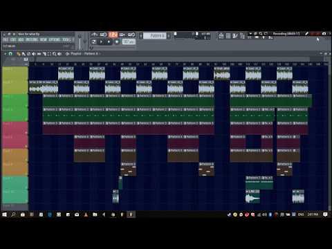 Nice For What - Drake Ft. Murda (FL Studio Remake)