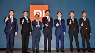 China's communication tycoon Xiaomi to raise over $6 bln in Hong Kong IPO