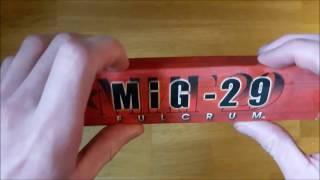 Mig-29 Fulcrum (PC Big box) Unboxing