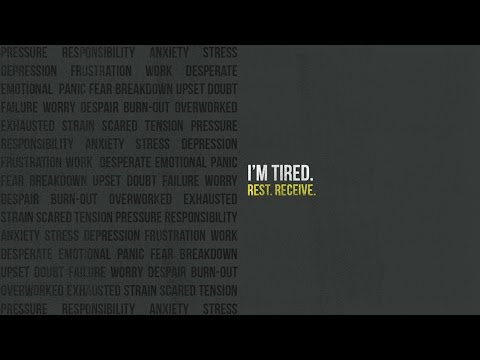 I'm Tired :: Part 1