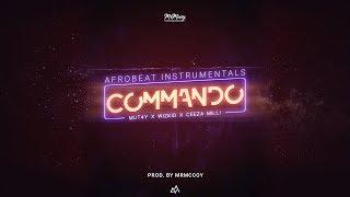 Mut4y ft Wizkid & Ceeza Milli -Commando [Instrumentals by MrMccoy]