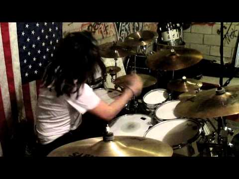 Glen Monturi - Scum of the Earth (Rob Zombie Drum Cover)
