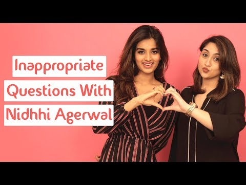 Thumbnail: Inappropriate Questions With Nidhhi Agerwal | MissMalini Interview