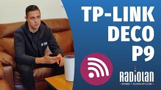 TP-Link Deco P9 + návod