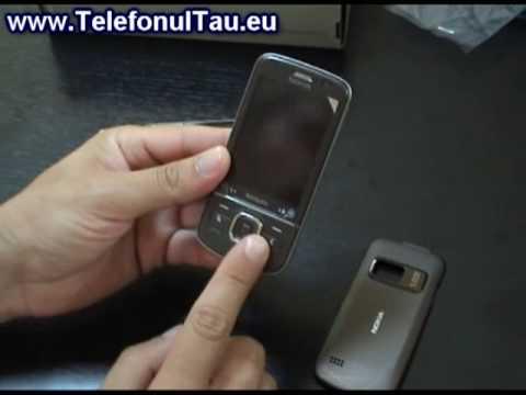 Nokia 6710 Navigator Review ( in Romana ) - www.TelefonulTau.eu -