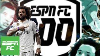 Best left backs of 2018: Is Marcelo untouchable?   ESPN FC 100