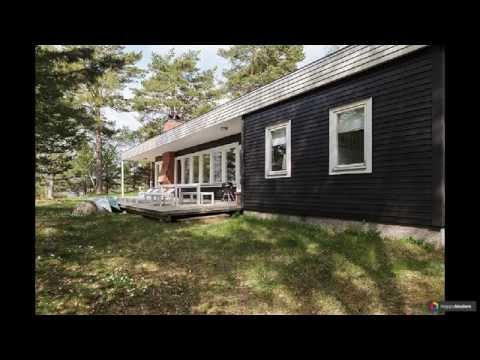 Дом в стиле скандинавского модерна