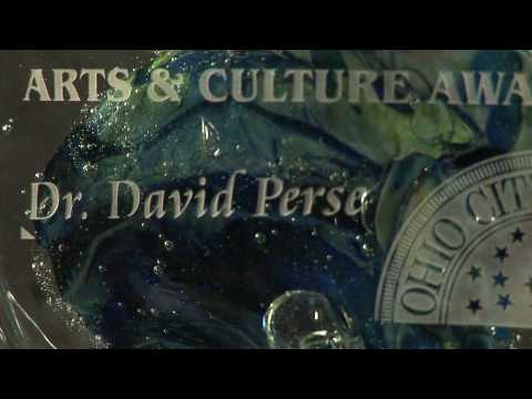 2010 Ohio City Arts & Culture Award - David Perse, M.D.