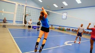 High School Volleyball / Athlete Highlight Videos / Savannah Lynch