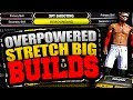 BEST OVERPOWERED STRETCH BIG BUILD IN NBA 2K18!! MAKE IF YOU WANT TO DOMINATE THE PAINT IN NBA 2K18!