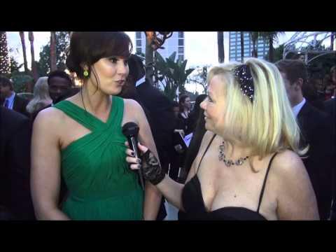 Beautiful Erin Bethea Shines at the Movieguide Awards!