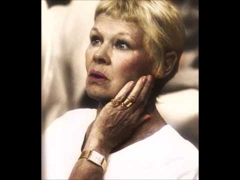 DAME JUDI DENCH  REHEARSAL FOR A Little Night Music 1995