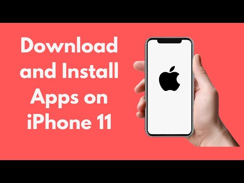 IPhone 11 : How To Download And Install Apps On IPhone 11 / 11 Pro / 11 Pro Max
