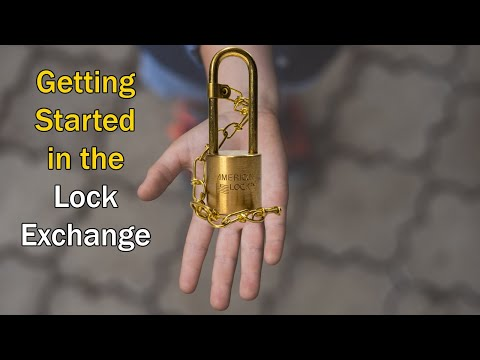 [363] How To Get Started In The Lock Exchange