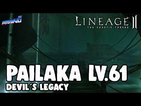 Lineage II - Guia Pailaka Lv. 61 - Devils Legacy