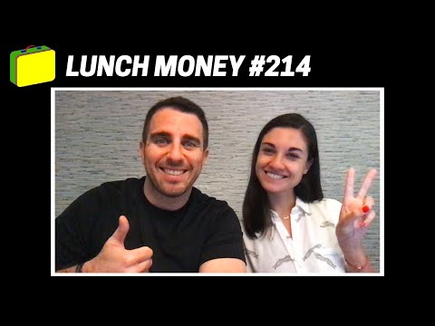 Lunch Money #214: Bitcoin, South Florida, Andrew Cuomo, Clubhouse, Millionaire Dog, #ASKLM