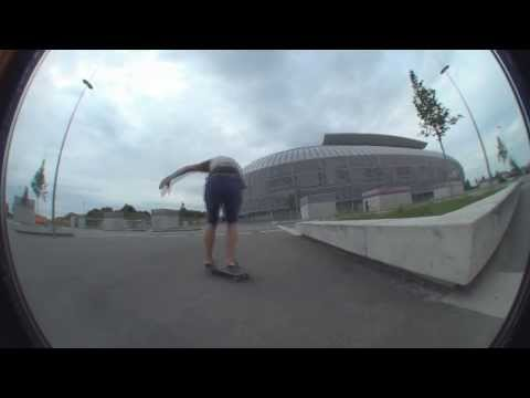 RICHARD CHAVES  CRAZY TRICK
