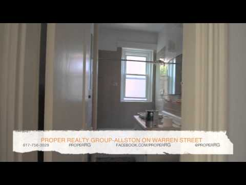 Boston Apartment - Allston 2 bed on Warren Street