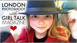 CHILD MODELLING PHOTO SHOOT IN LONDON - GIRL TALK MAGAZINE | twoplustwocrew
