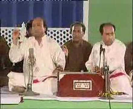 Mein Panjtani Houn -Sher Ali Mehr Ali -  Part 1