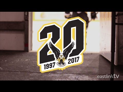 Cape Breton Screaming Eagles 20th Season Celebration Video