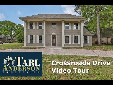 811 Crossroads Drive, Houston, TX  77079 Video Tour